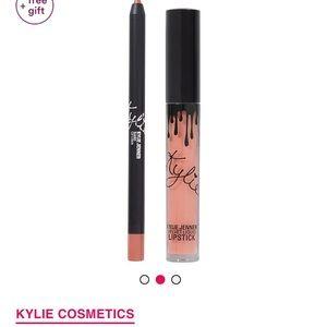 Kylie Cosmetics Makeup - Kylie Cosmetics NIB Bare Matte Lip Kit